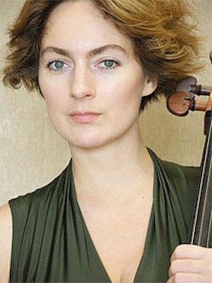 Cellist, Tanya Anisimova