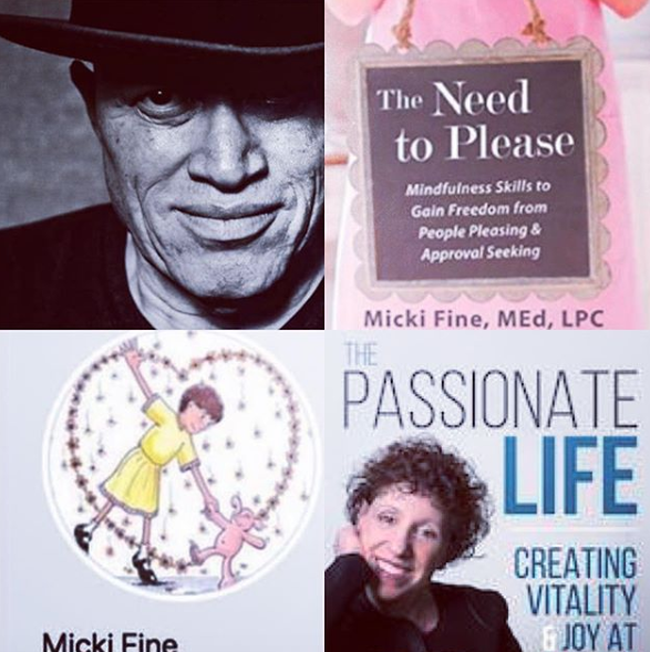 February 10, 2019: Micki Fine, Founder of Mindful Living; Singer, Malford Milligan; Dr. Mara on Getting Back on Track to Living The Passionate Life