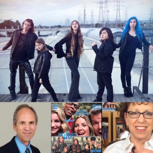 March 31, 2019: Dr. Eric Endlich – Autism in Teens and Adults & Transitioning to College; Vegan Family, Metal Band, Liliac; & Dr. Mara with More on Living a Passionate Life