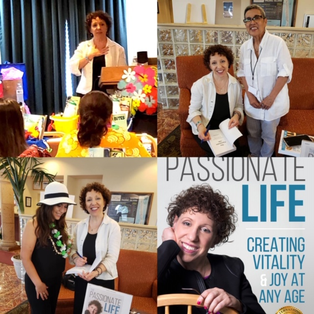 "June 21, 2019: Dr. Mara's Keynote for Sunshine Haven Stress Management Symposium, ""Living a Passionate Life to Avoid Burning Out"""