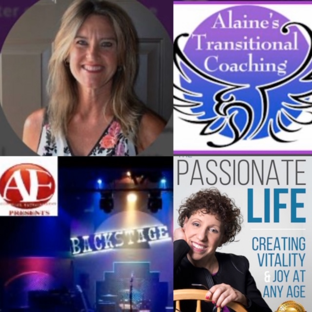 December 1, 2019:  Health/Wellness Coach, Alaine Nolt on Holiday Food Stress; Producer, Art Mendoza on Music at The Backstage; & Dr. Mara on Coming Back to Center