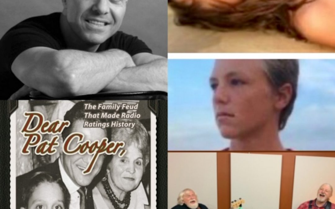 """July 19, 2020:  Michael Caputo, Author of Autobiography, """"Dear Pat Cooper,"""" & LGBTQ Advocate; Musical Duo, Trout Fishing in America; Twins, Minerva and Ruben in Mexico; & MORE"""