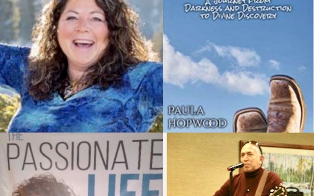 January 10, 2021:  Author/Speaker/Coach, Paula Hopwood on Transformation After Trauma; Producer, Art Mendoza; & Dr. Mara on Bringing Passion Into the New Normal