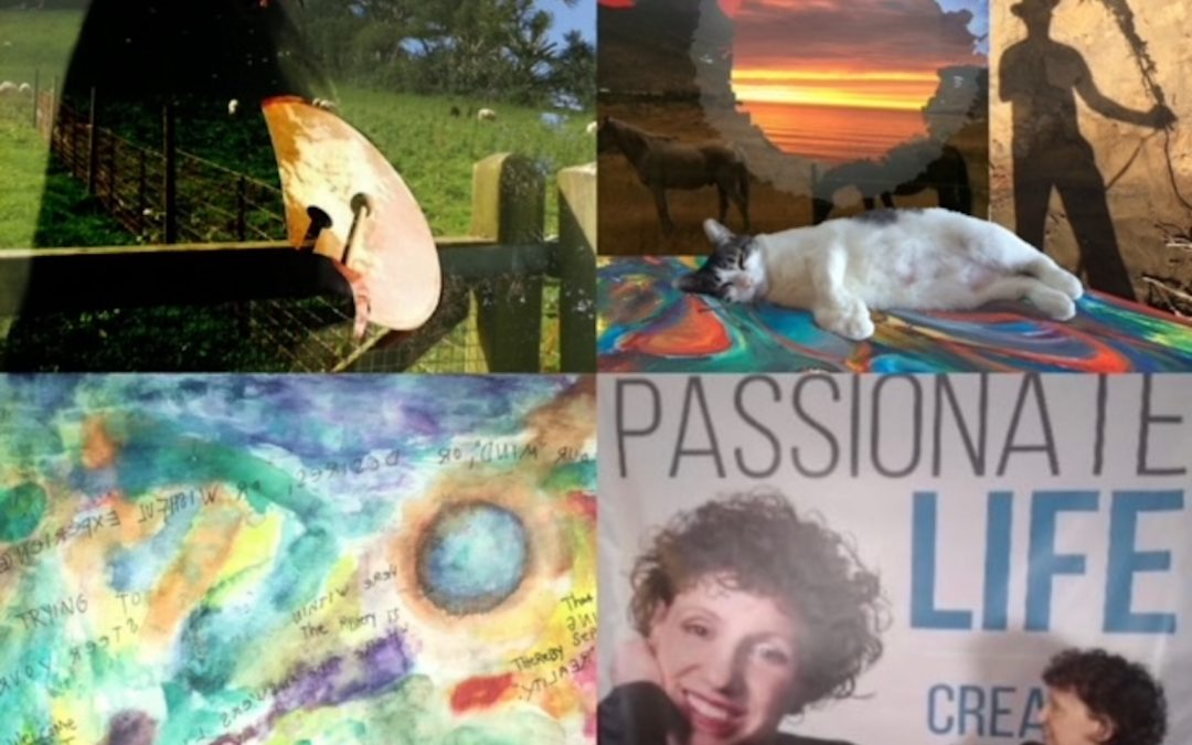 February 28, 2021:  Artist, Poet, Photographer, Jonathan J. Levine – Transformative Art & the Magic of Living a Creative Life; Dr. Mara on Living w/Passion Through Uncertain Times