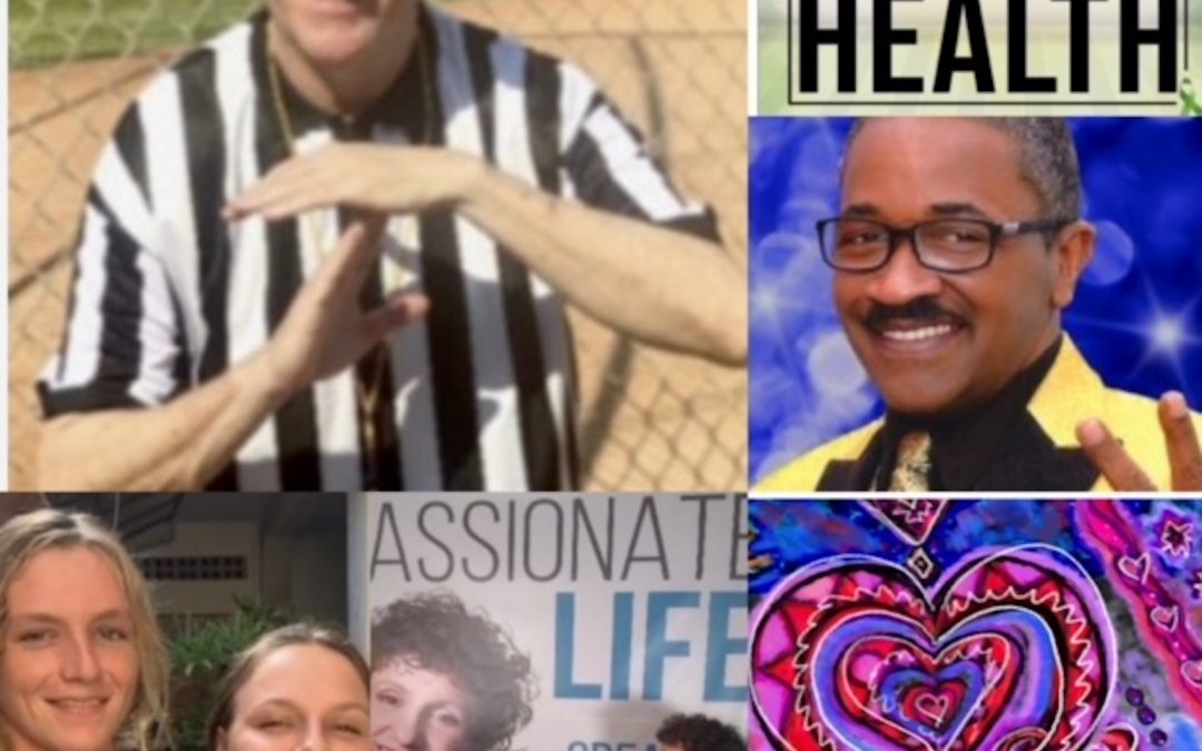 February 14, 2021: Tim Krass – Men's Mental Health & Toxic Masculinity; Marlon Campbell – Theatre of the Living Word ; Mexico Tourism; & Forgiveness for Our Own Heart