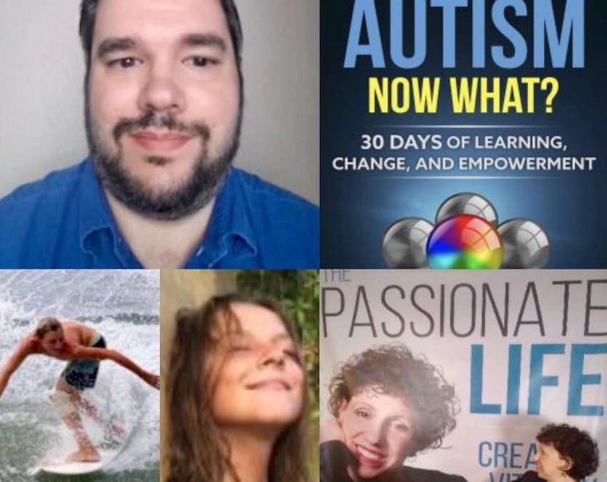"""August 22, 2021:  Therapist and Author, Nathan Driskell on """"So You Have Autism, Now What?""""; The Twins in Banderas Bay With a Mexico Travel Destination; & Dr. Mara on Connecting to Passion Thru Compassion"""