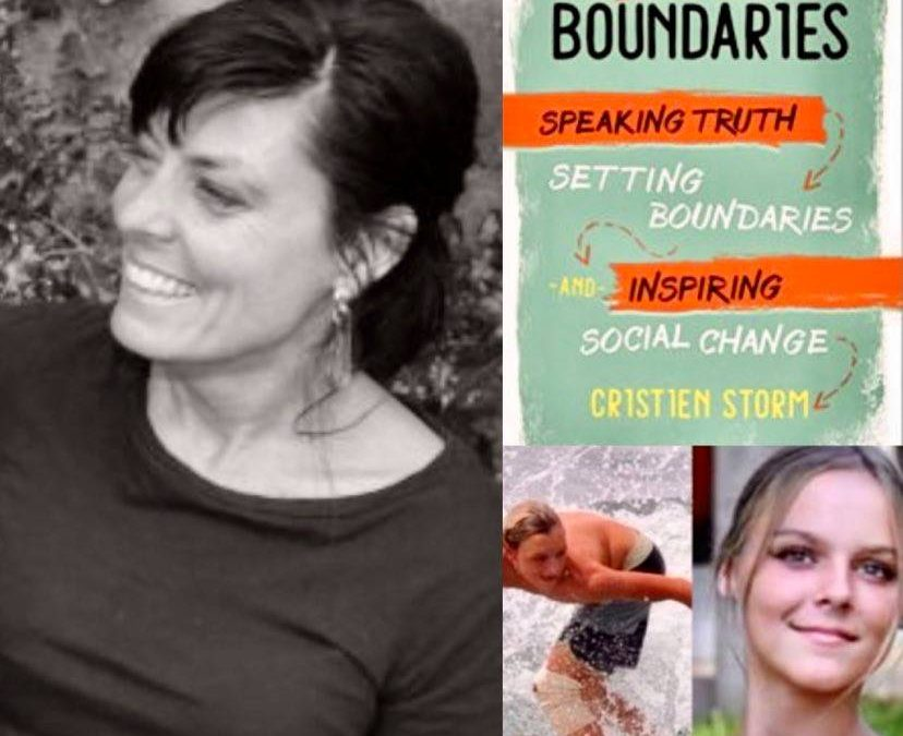 """September 19, 2021:  Cristien Storm – """"Empowered Boundaries:  Speaking Truth, Setting Boundaries, and Inspiring Social Change"""" & Twins, Ruben in Minerva on Mexico Travel"""